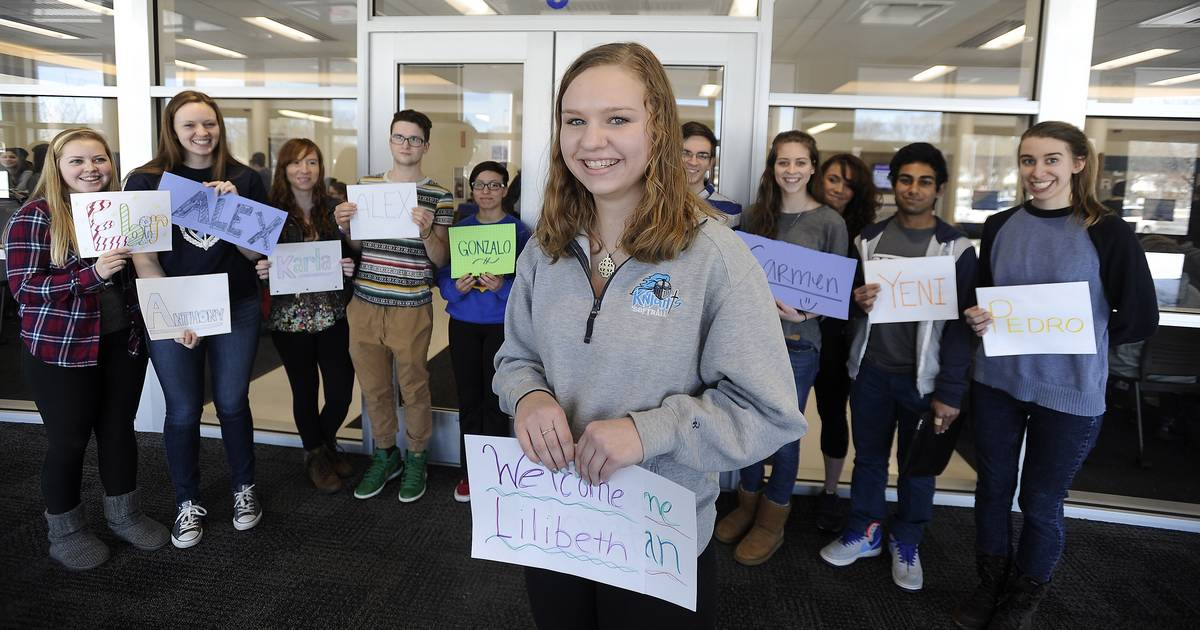 Prospect students become pen pals with recent immigrants