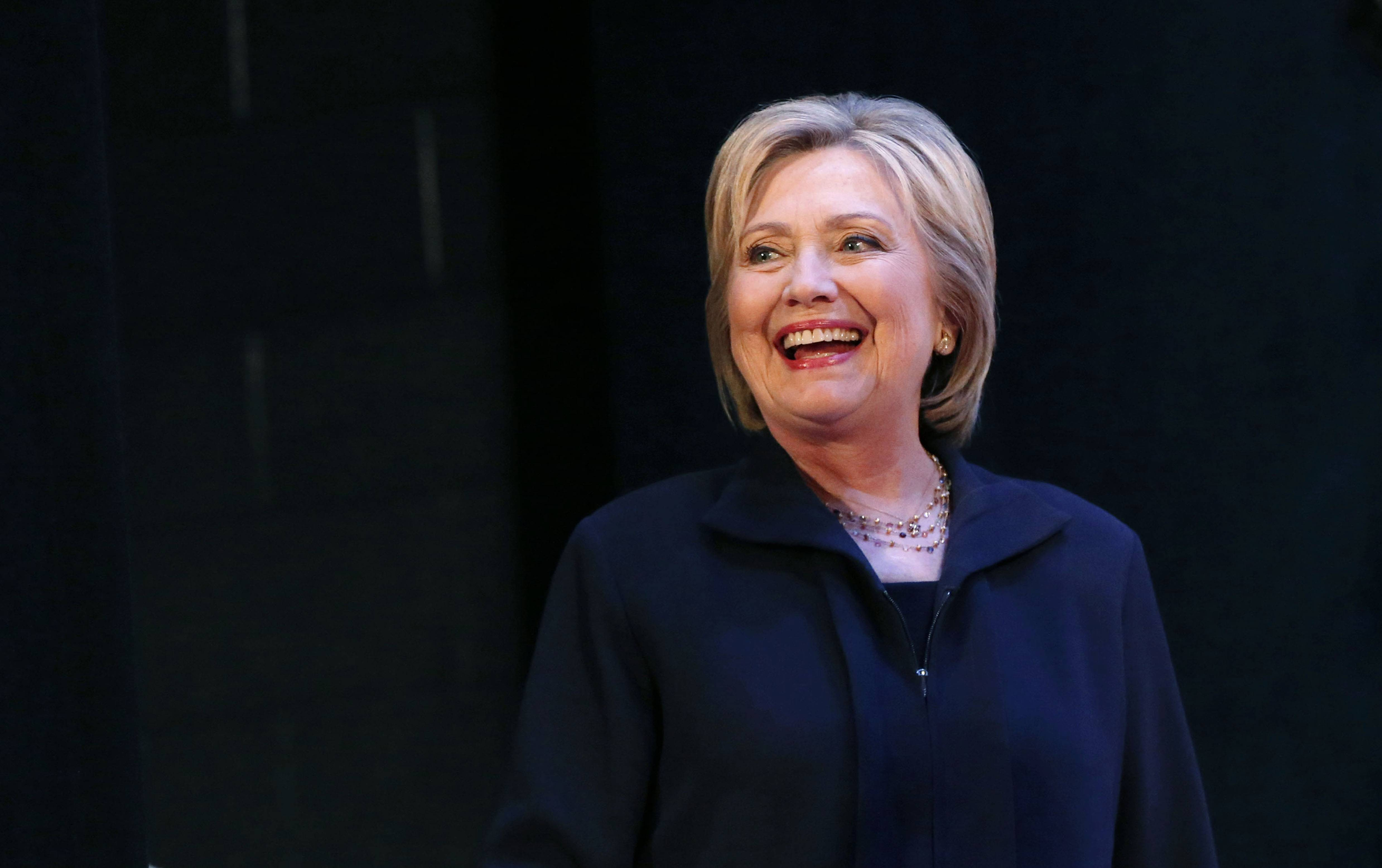 Endorsement: Hillary Clinton as Democrat for U.S. president.