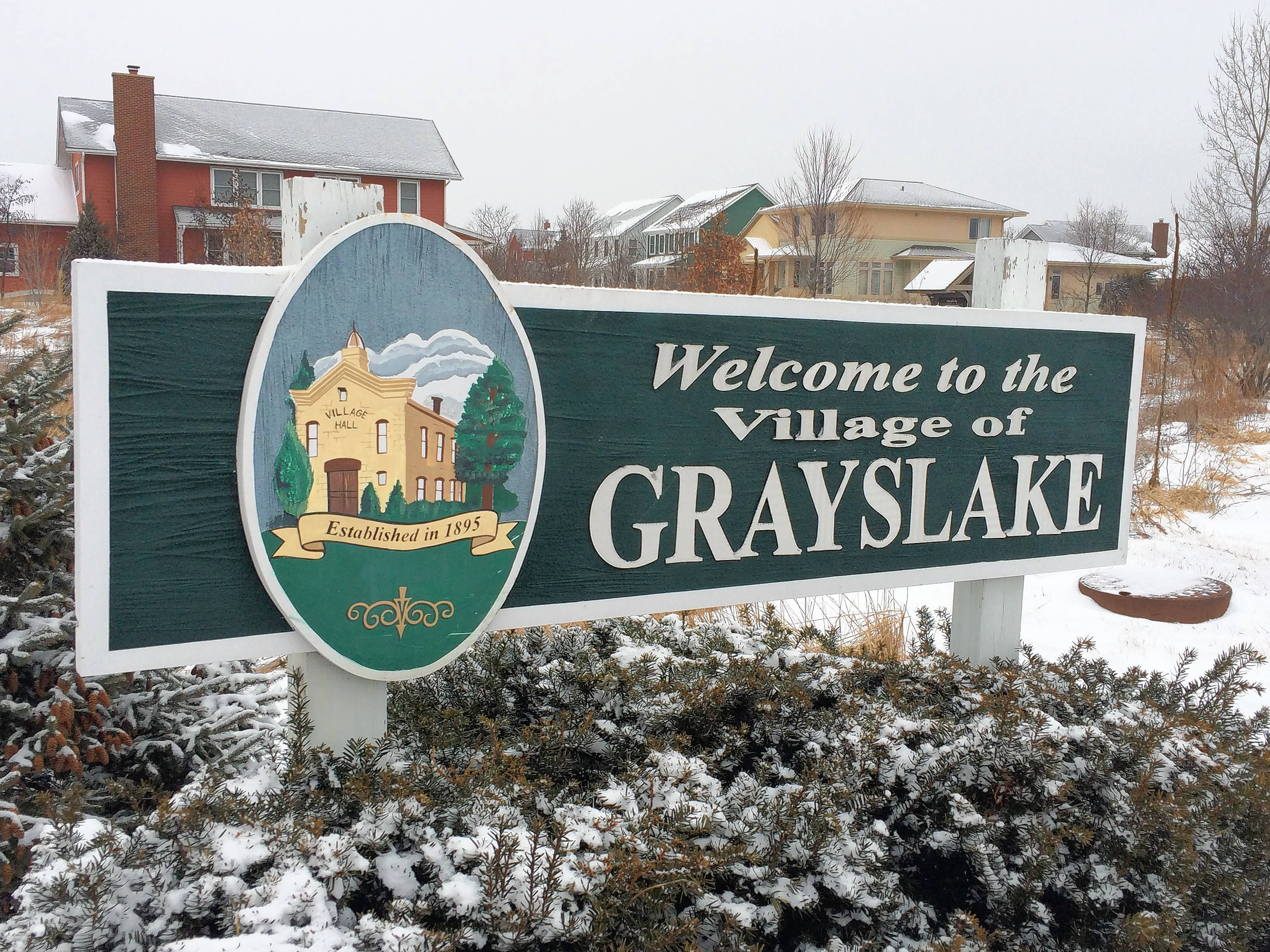 Grayslake incorporated in 1895. The town now boasts more than 20,000 people.