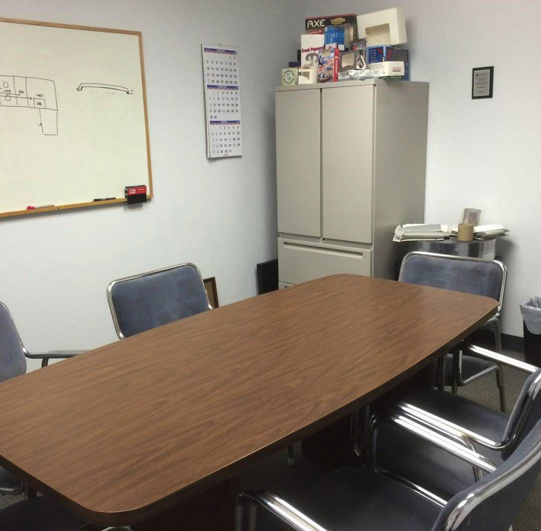 Office Makeover finalist Tamarack in need of color new look