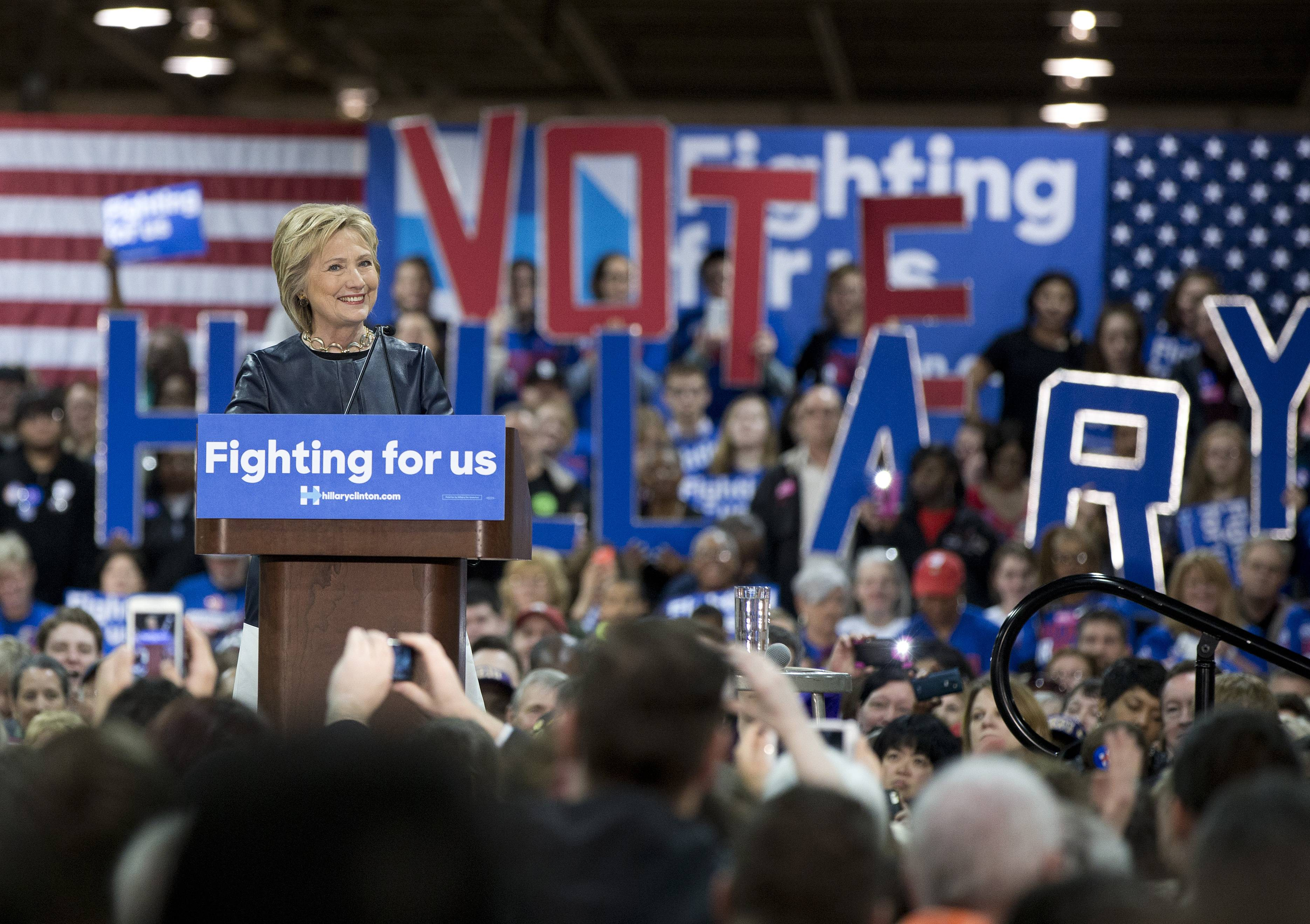 Five reasons why Clinton won, but narrowly