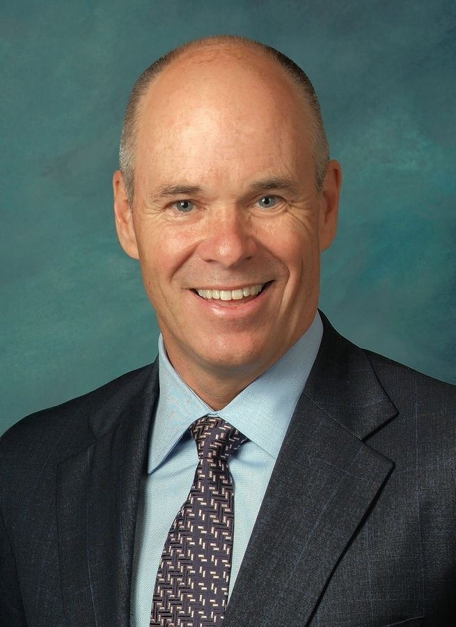 Bill Kottmann has been named president and CEO of Edward Hospital in Naperville. He assumes his new duties July 1.