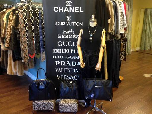 Where to shop for palm beach consignment thrift bargains for High end consignment shops