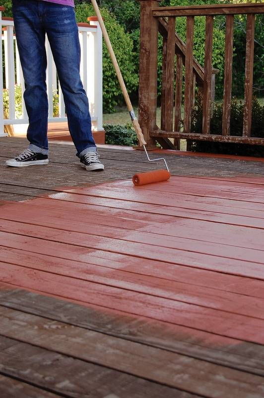 Get Your Deck In Shape For The Summer