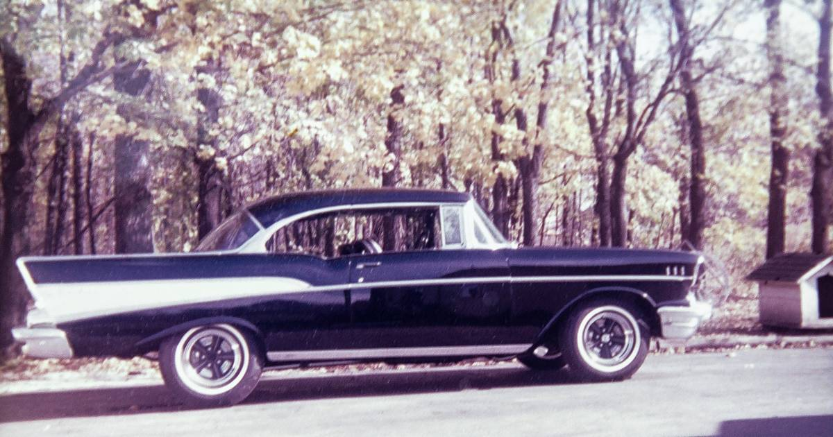 how to improve on an icon like 57 chevy bel air