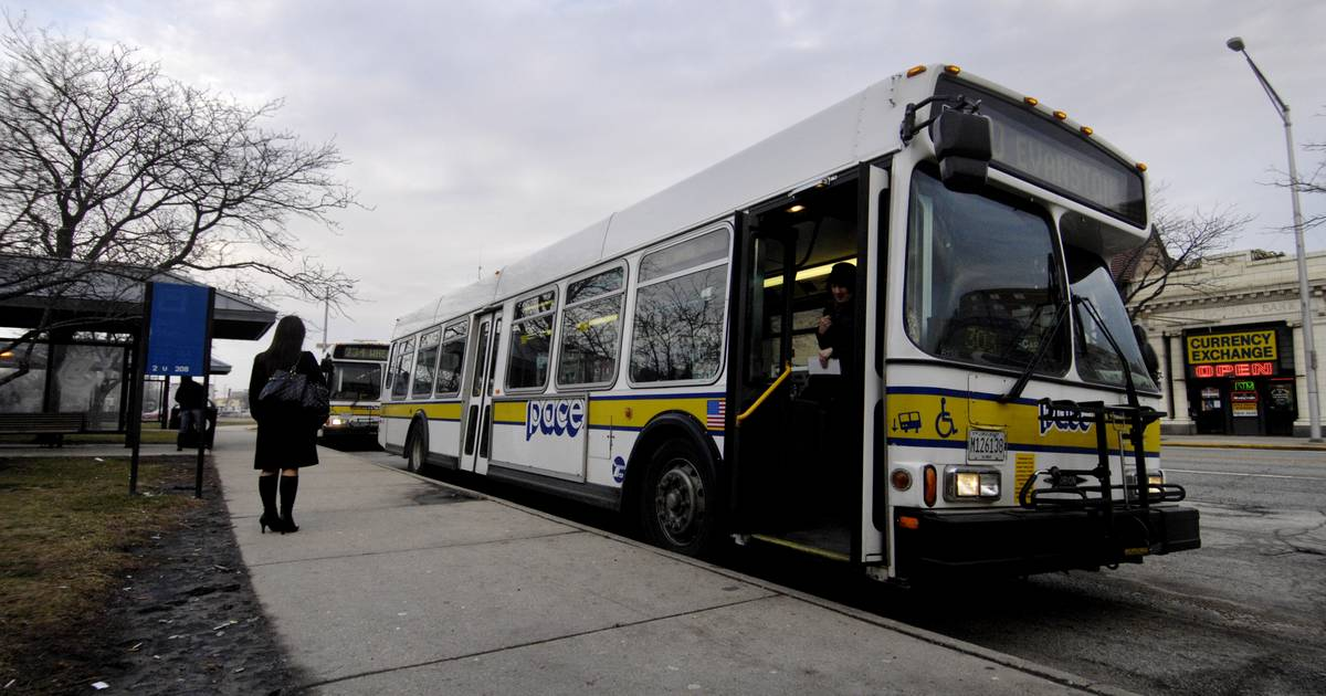 Pace Rolls Out New Ogden Avenue Bus Plan