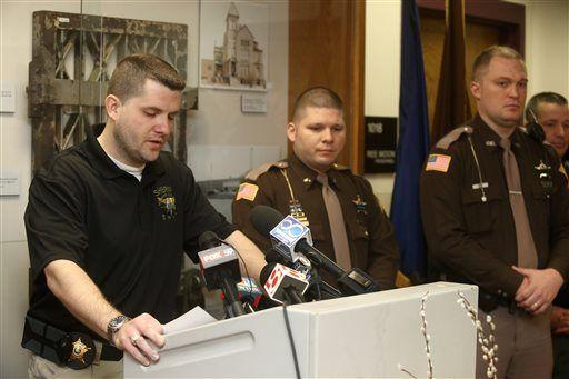 Sheriff: Slain deputy volunteered for duty in which he died