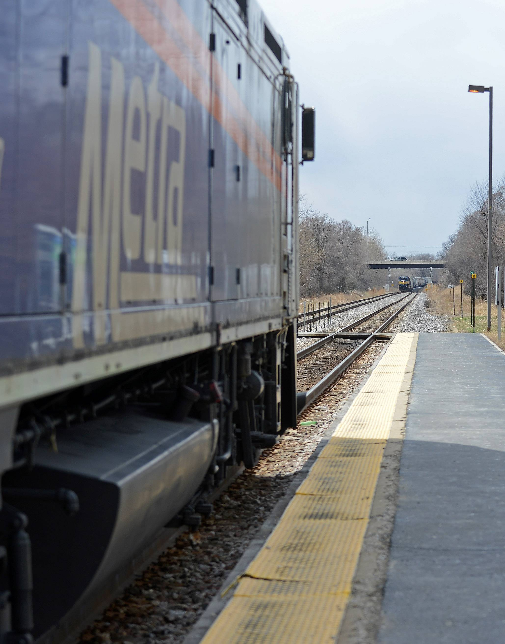 More timely commutes for Milwaukee West Metra riders on track