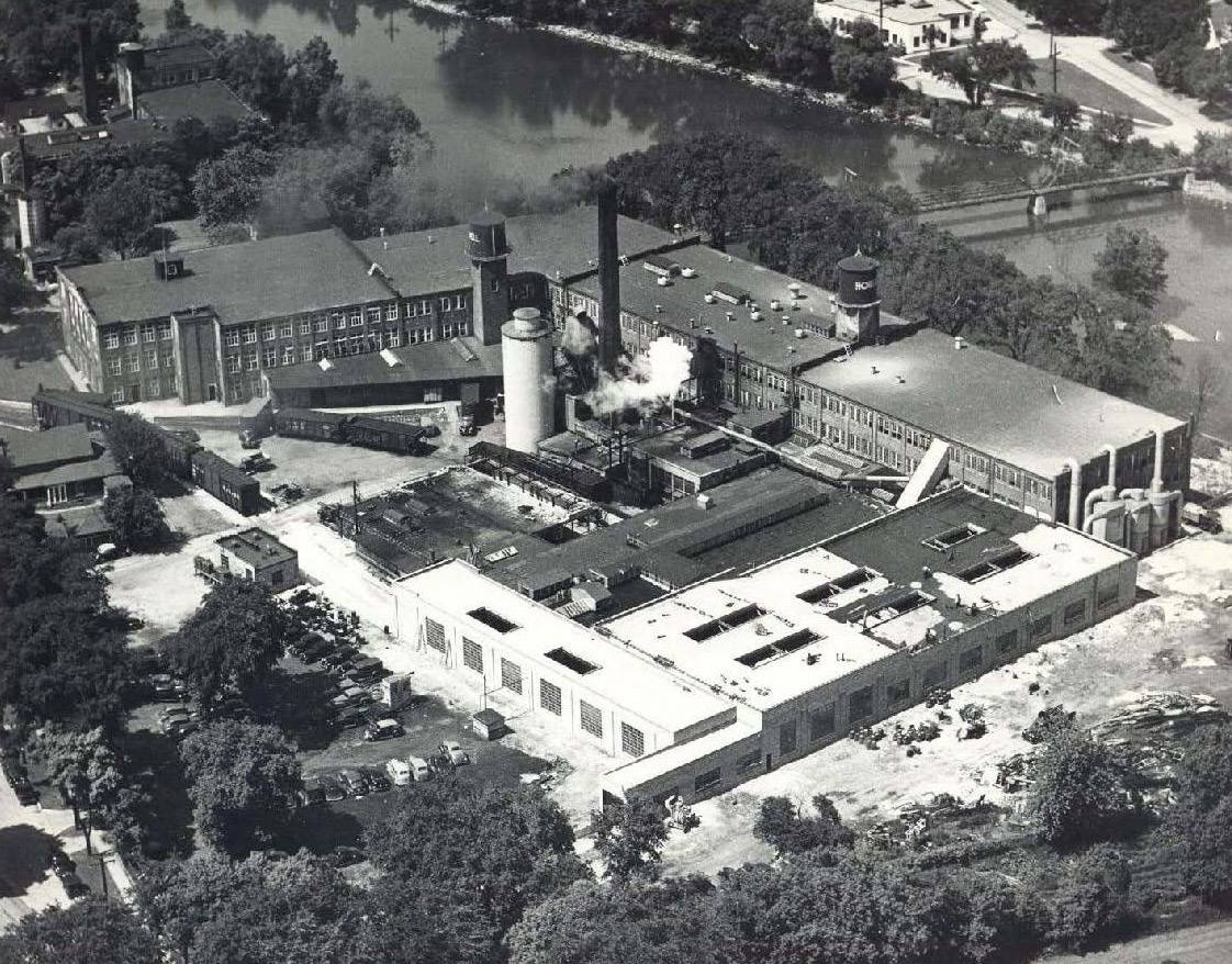 The W.H. Howell Foundry Was Formed In 1860 As A Manufacturer Of Cast Iron  Products Such