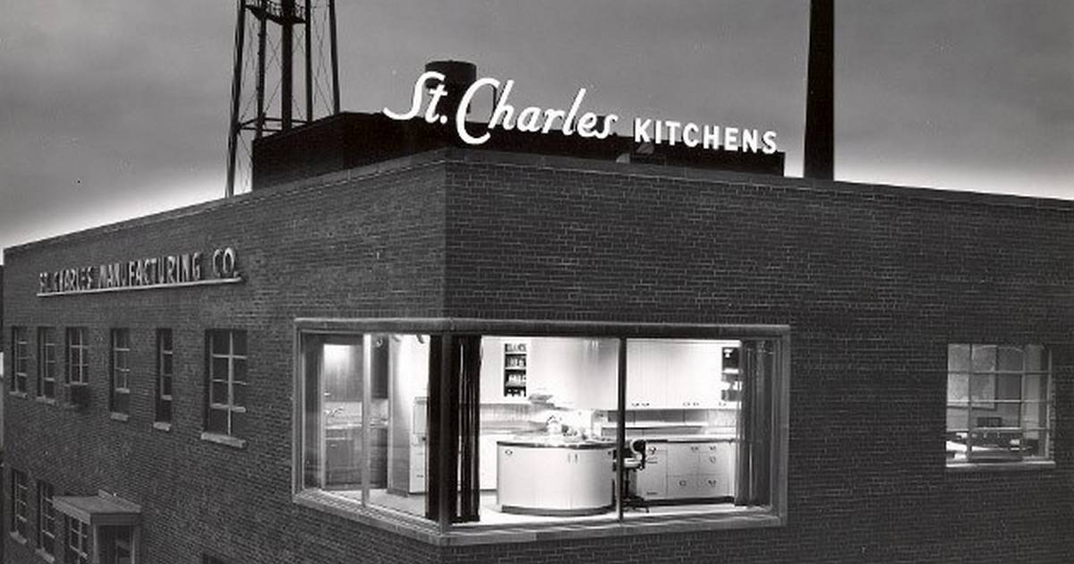 Images: #TBT Gallery features St. Charles industries from the 1940s