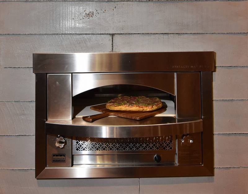 Pizza Ovens Are Hot For The Kitchen Or Backyard