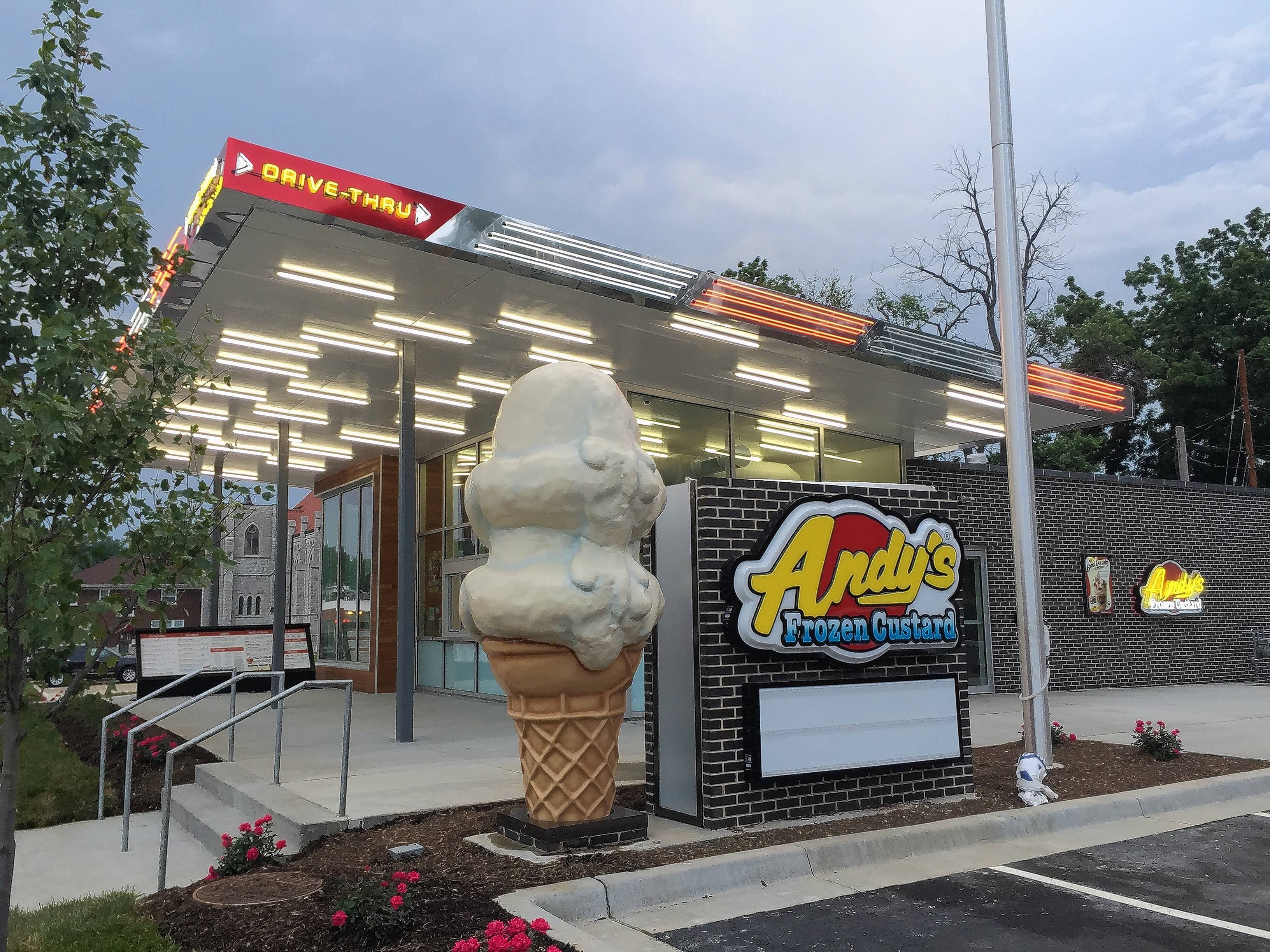 Andy's Frozen Custard opening multiple stores in Northwest suburbs