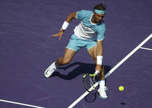 Head Of Spanish Olympic Committee Wants Nadal As Flag Bearer