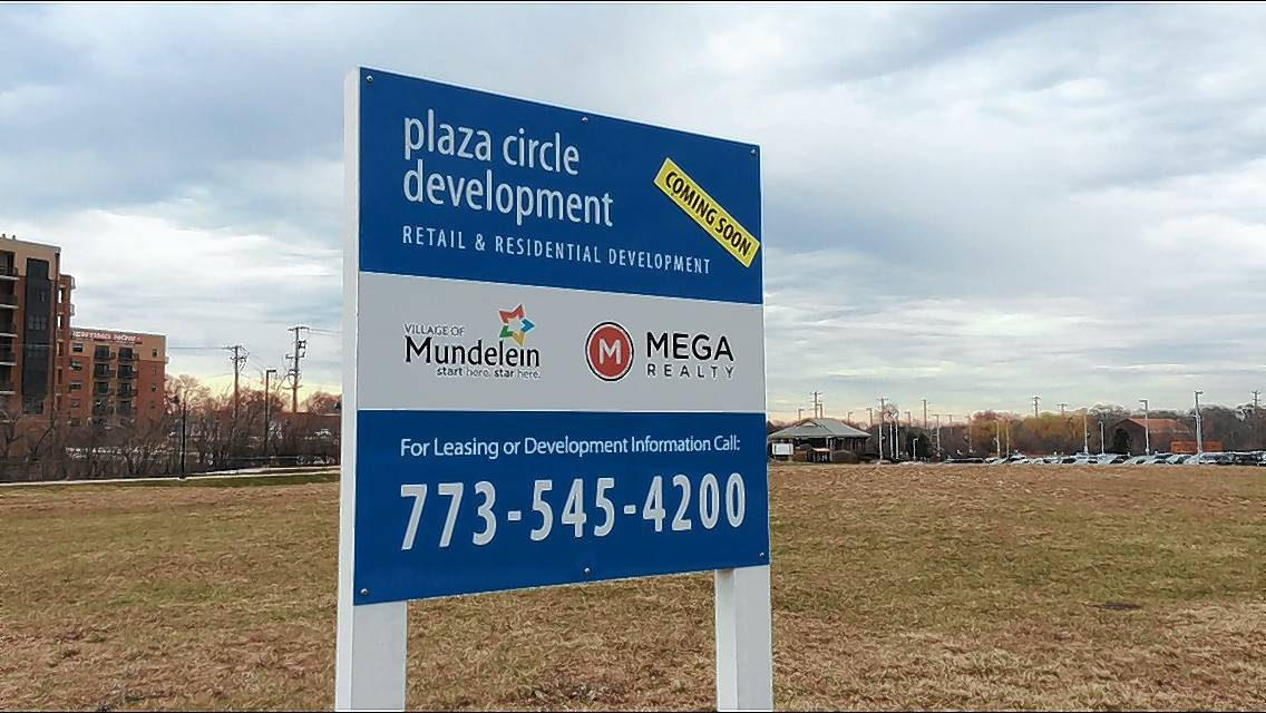 Mundelein may split taxing district to help fund developments