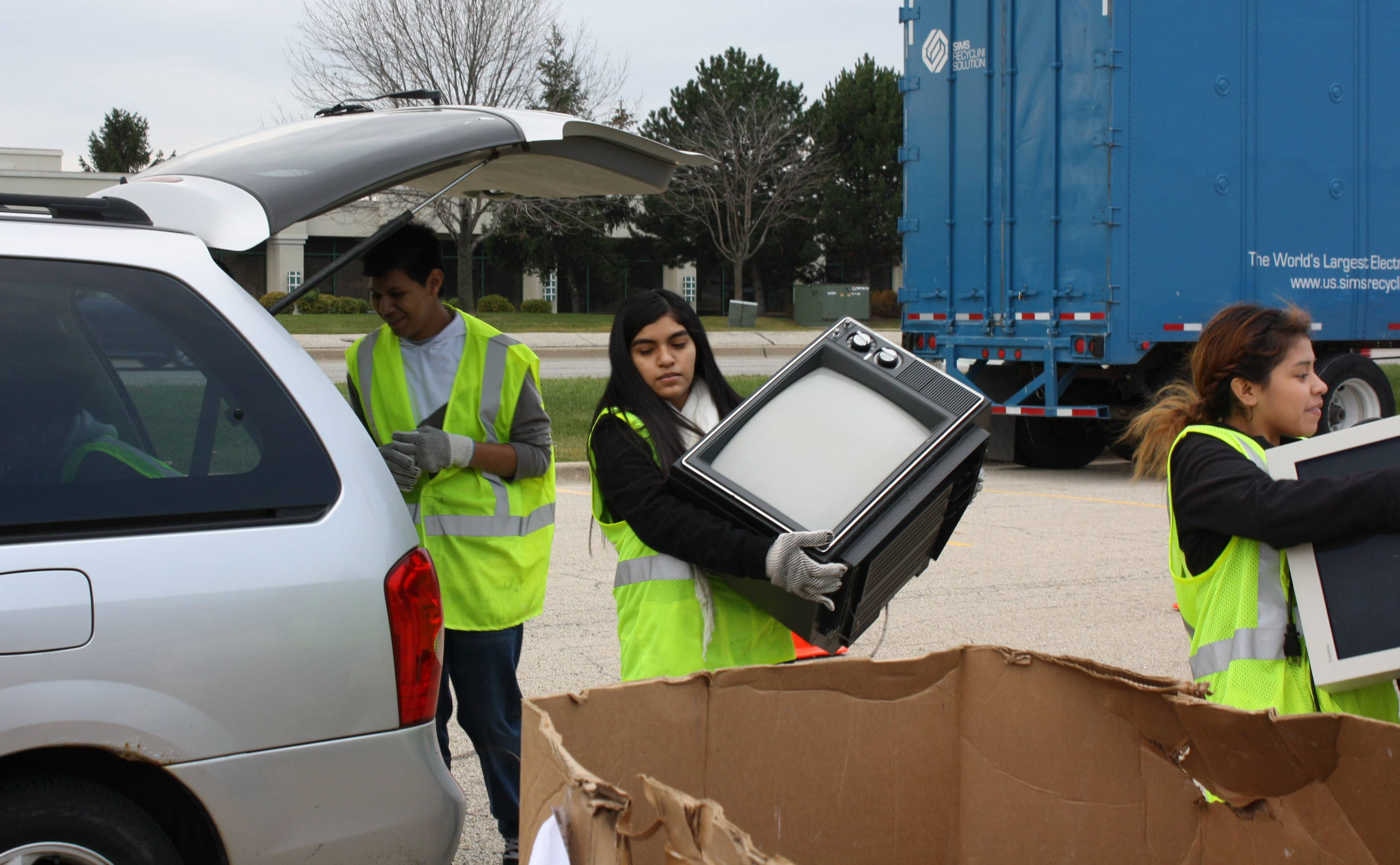 Vernon Hills electronics recycling event expected to attract a crowd