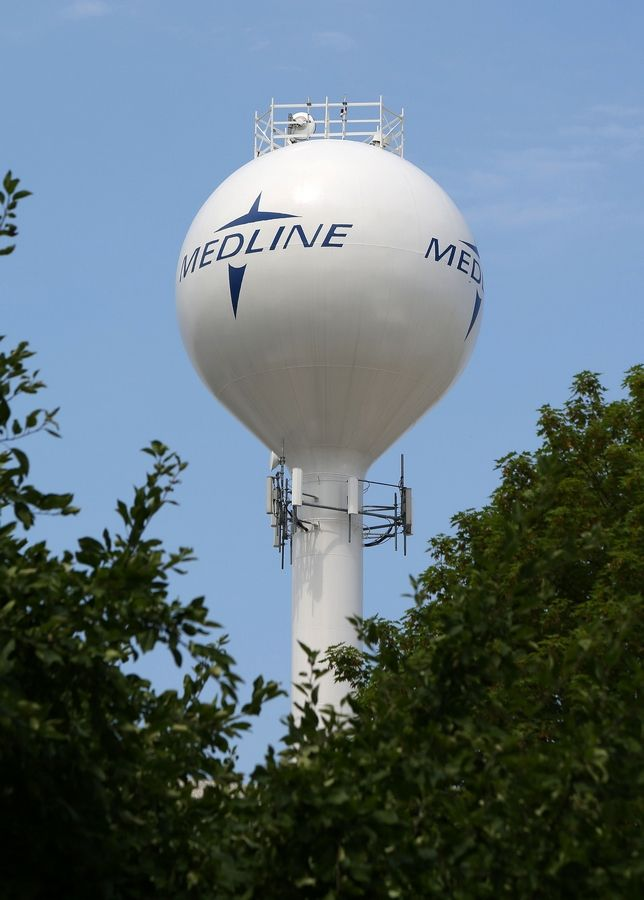 Mundelein-based Medline is preparing to move its headquarters to Northfield later this year.