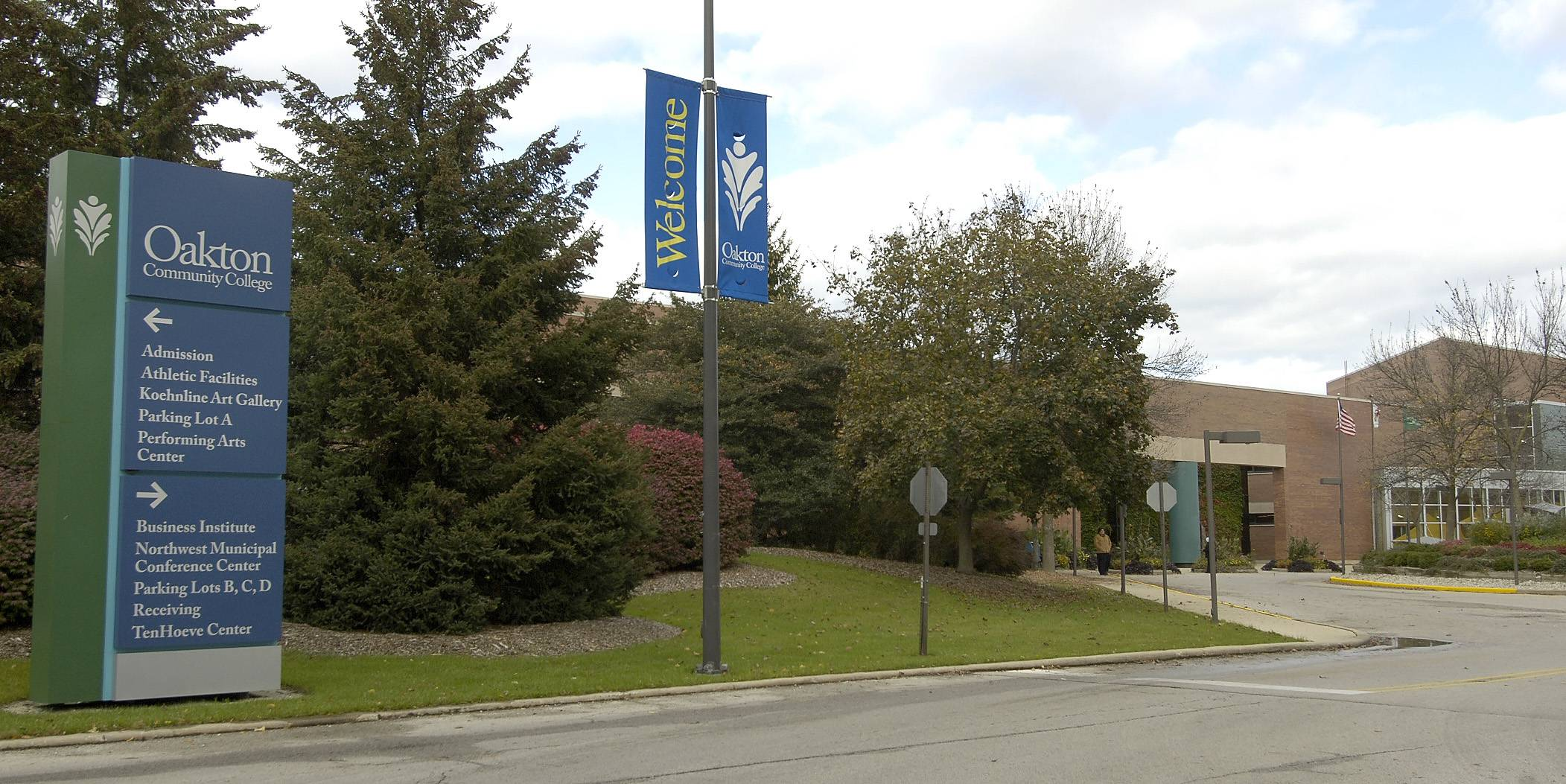 Oakton Community College is the subject of two federal age discrimination lawsuits after the Des Plaines-based school laid off some 80 part-time employees last year.