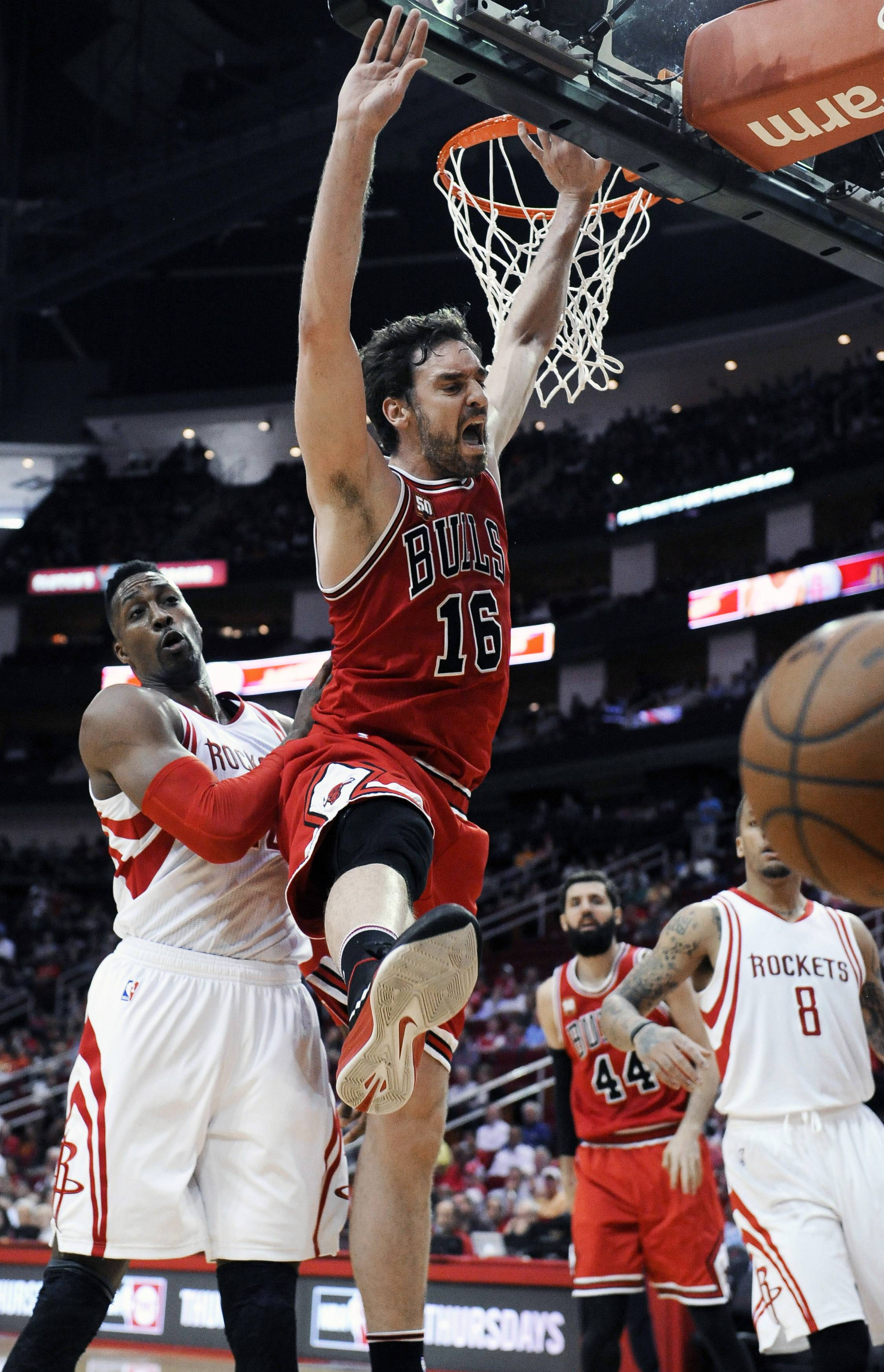 The playoff chase seemed hopeless for the Bulls a few days ago. But consecutive road wins has given them a chance to climb back into serious contention if they can get wins this weekend against Detroit and Milwaukee.