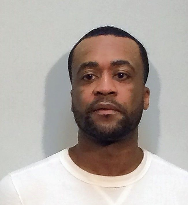 James Davis, 37, of Round Lake, charged with involuntary manslaughter and obstruction of justice in the death of Shaquan Allen, 16, of Chicago at Allendale Association in Lake Villa.