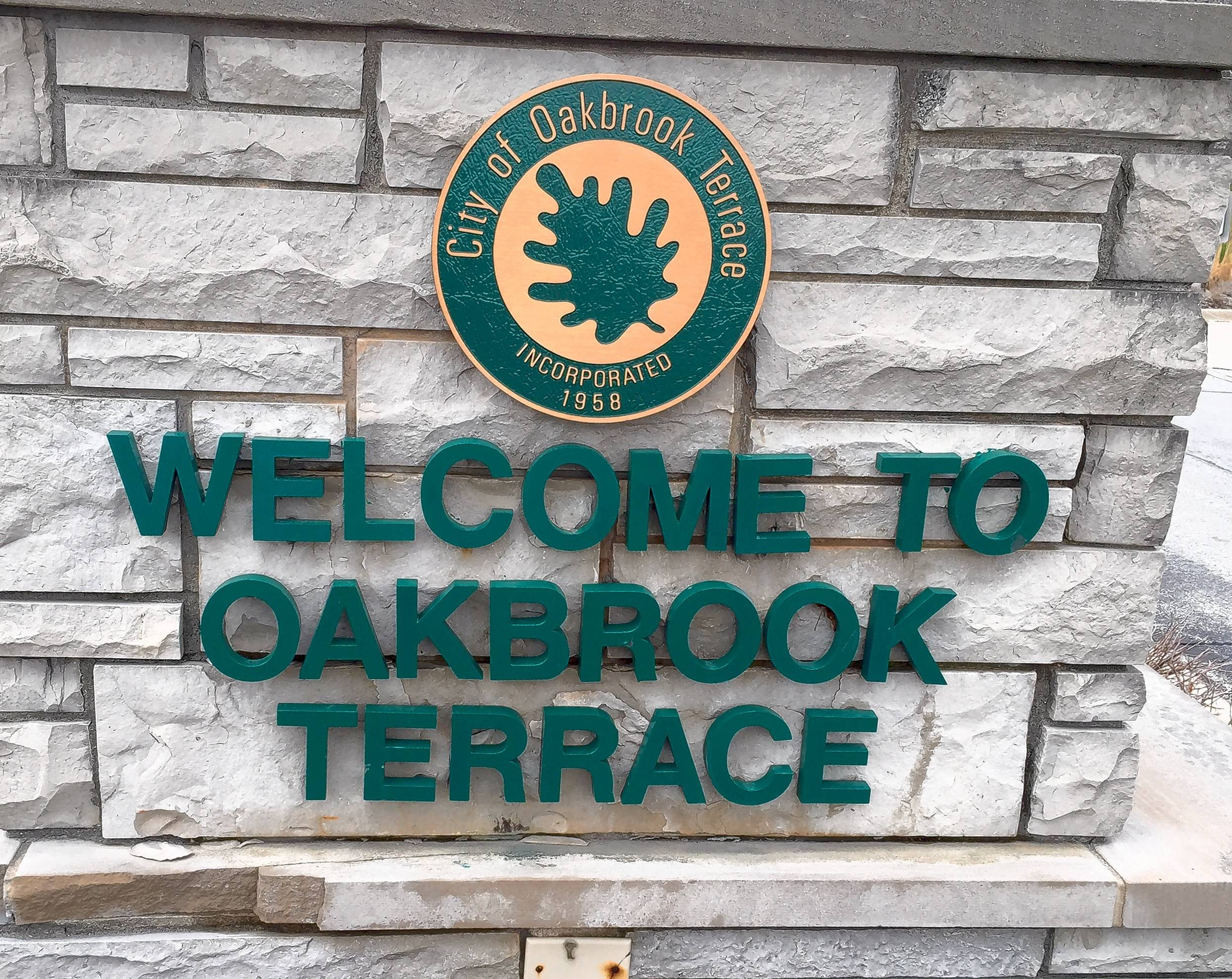 Oakbrook Terrace was first known as Utopia in the 1880s.