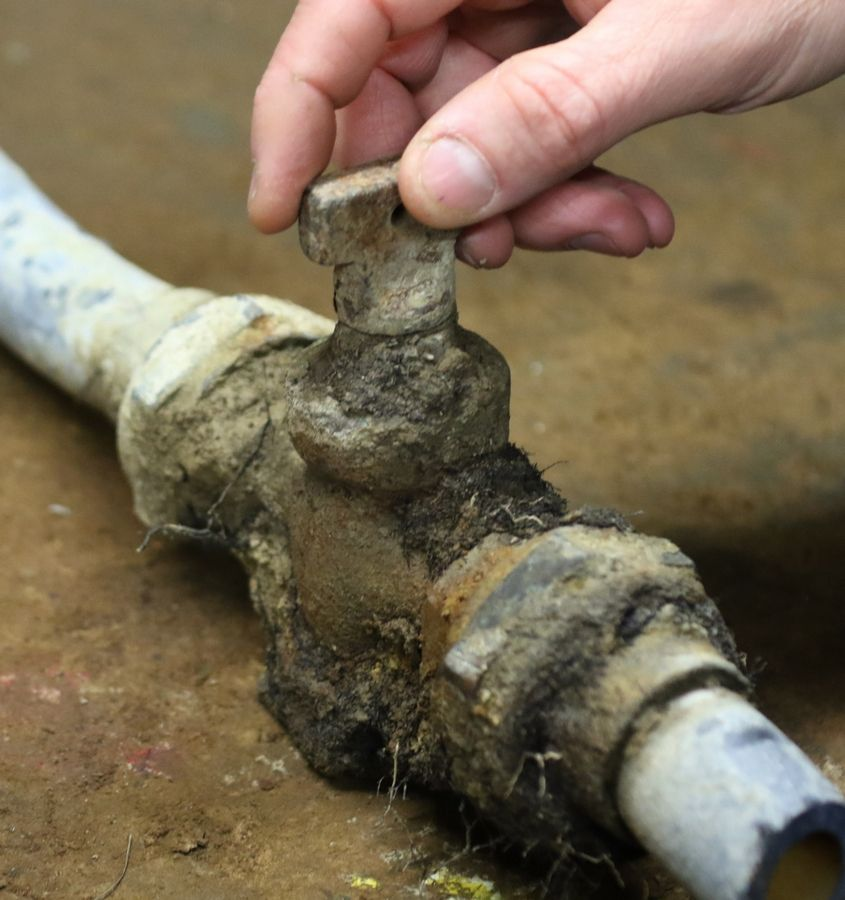 Many older homes in the suburbs have lead service lines that connect the property to a water main, but there are almost no requirements regarding disclosure of plumbing materials and water quality when buying a house.