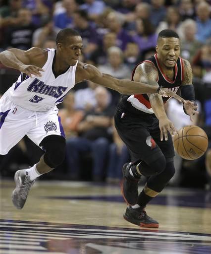 Portland Trail Blazers Kings: McCollum Has 30 As Trail Blazers Beat Kings 115-107