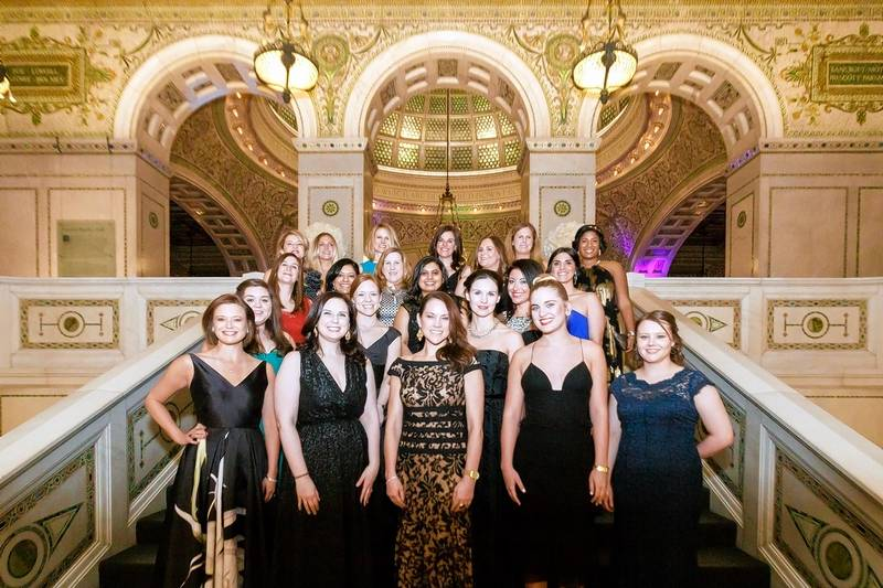Junior League of Chicago raises $100,000 at annual gala