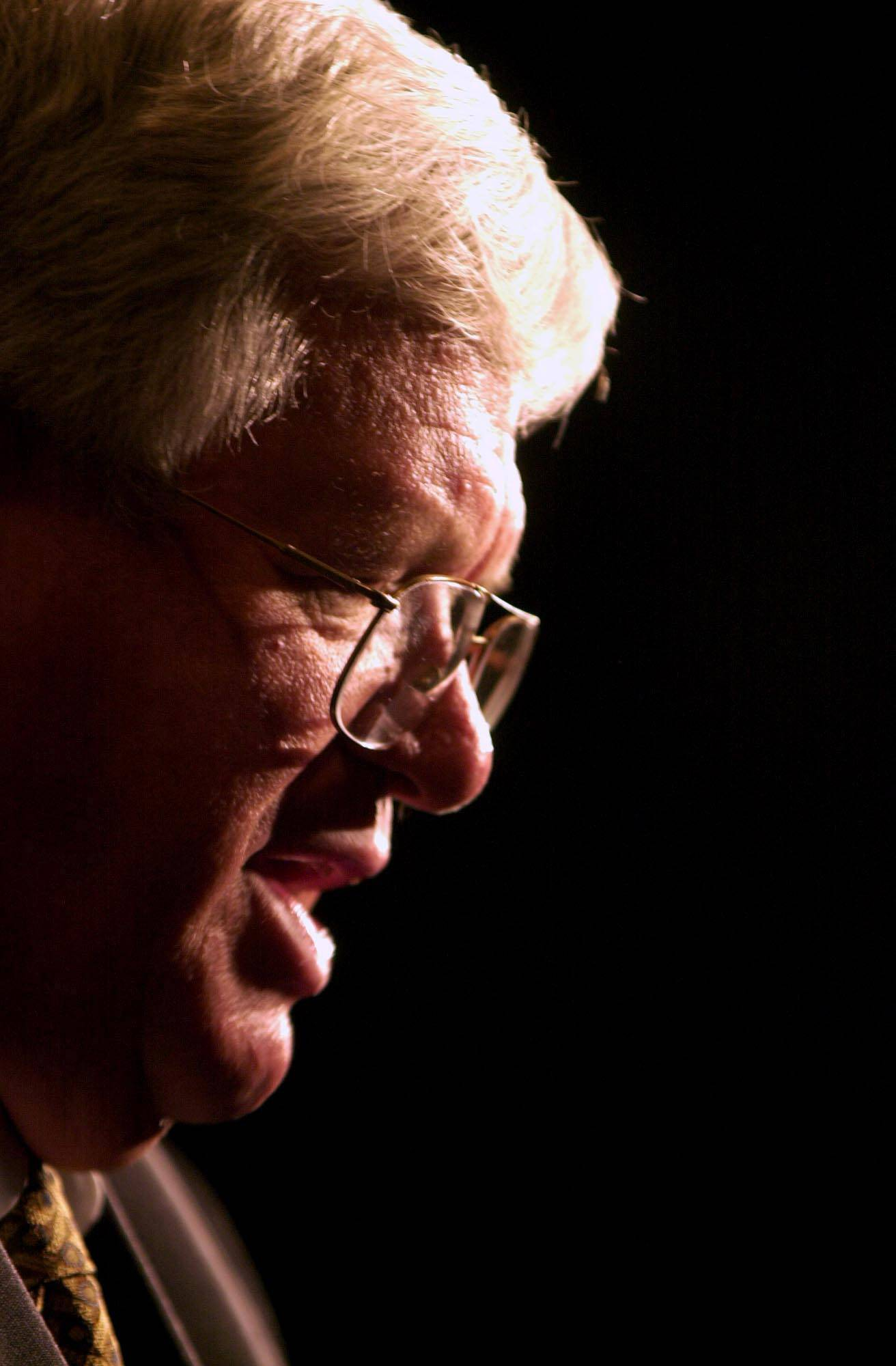 Former U.S. House Speaker Dennis Hastert faces a sentencing hearing later this month.