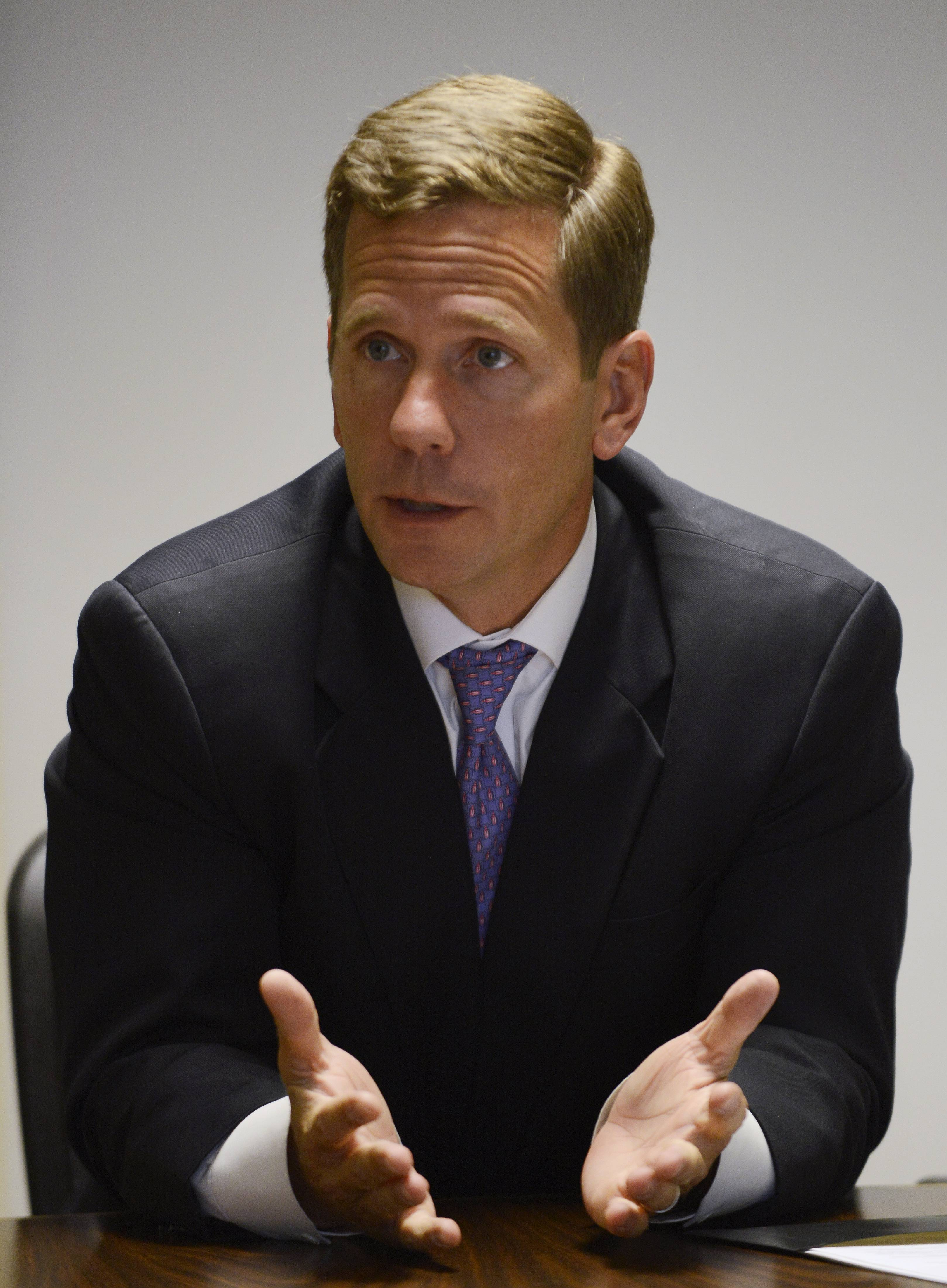 Dold plans national speech on heroin crisis as campaign gets underway