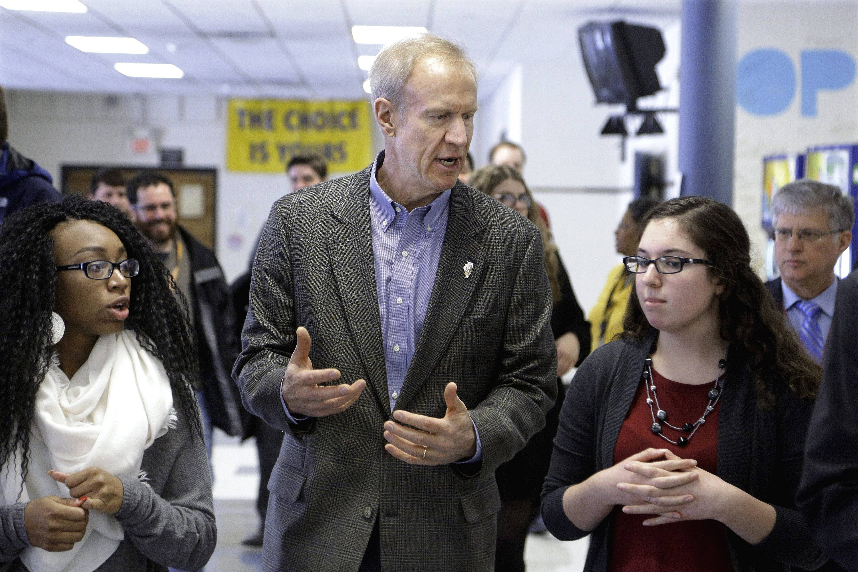 Rauner to release education budget details Tuesday