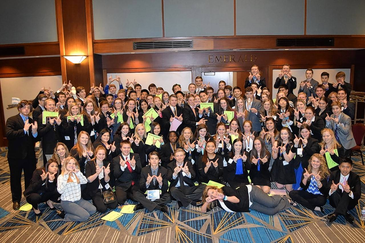 Wauconda High FBLA students shine at state