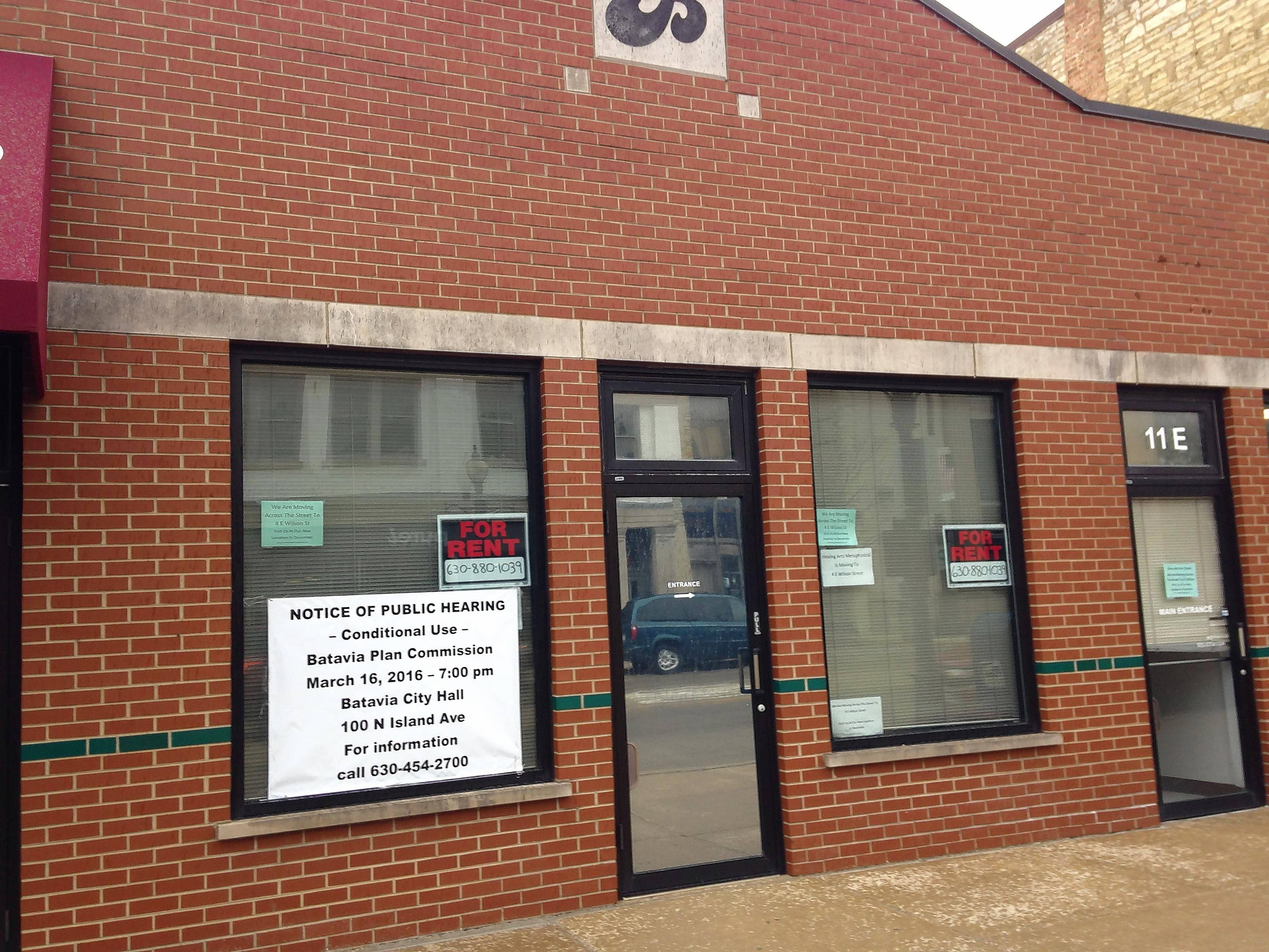 Batavia postpones vote on massage business permit