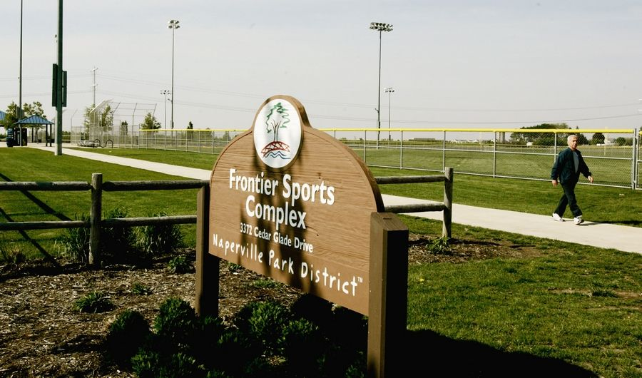 Frontier Park in Naperville has remained largely unchanged since it was built in 1996, officials say, but it's likely in store for $1.7 million worth of work this spring and summer to regrade several athletic fields and add a new west side parking lot, bathrooms and paved accessible paths to access fields.