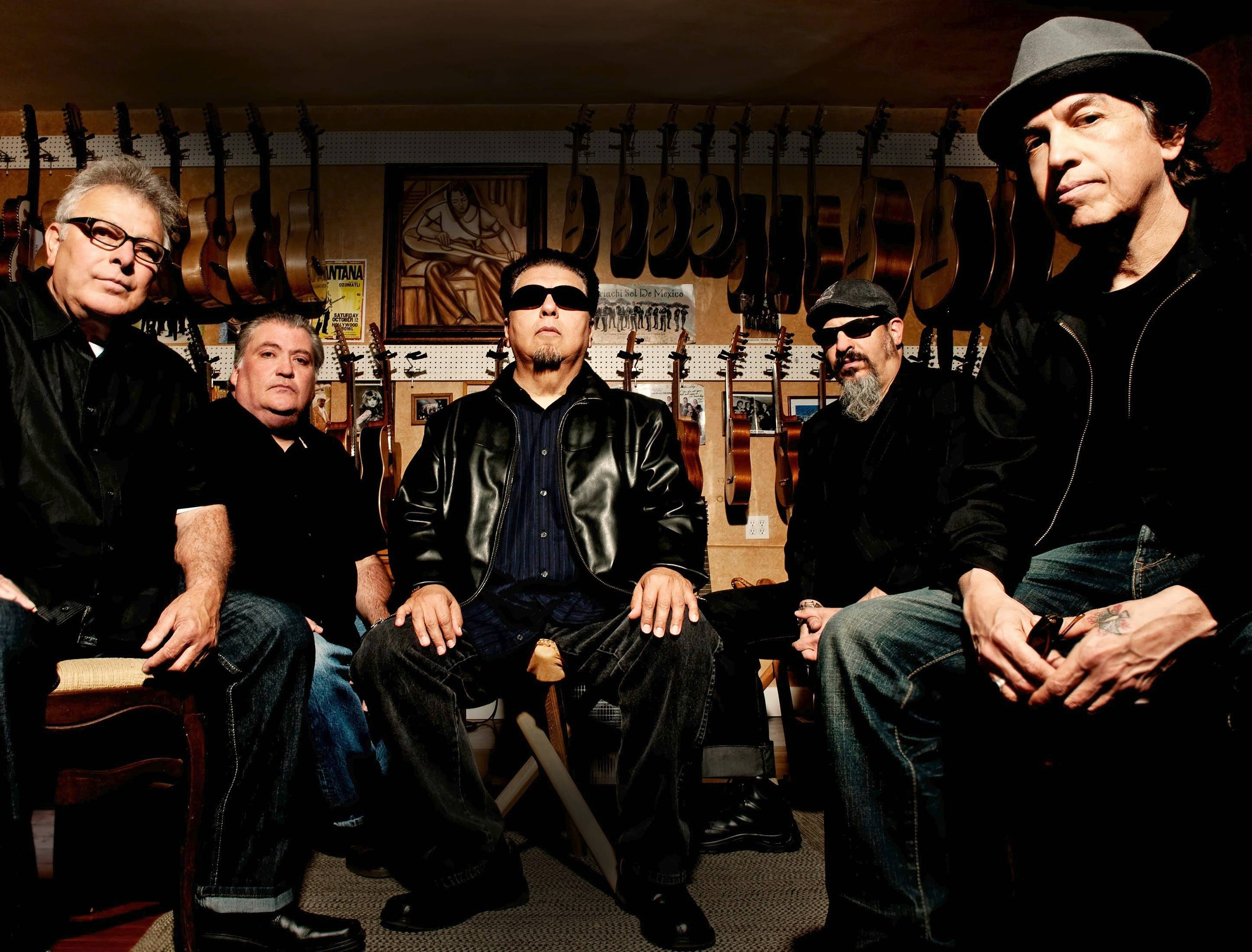 Los Lobos will perform at the Blues on the Fox Festival in June at RiverEdge Park in Aurora.