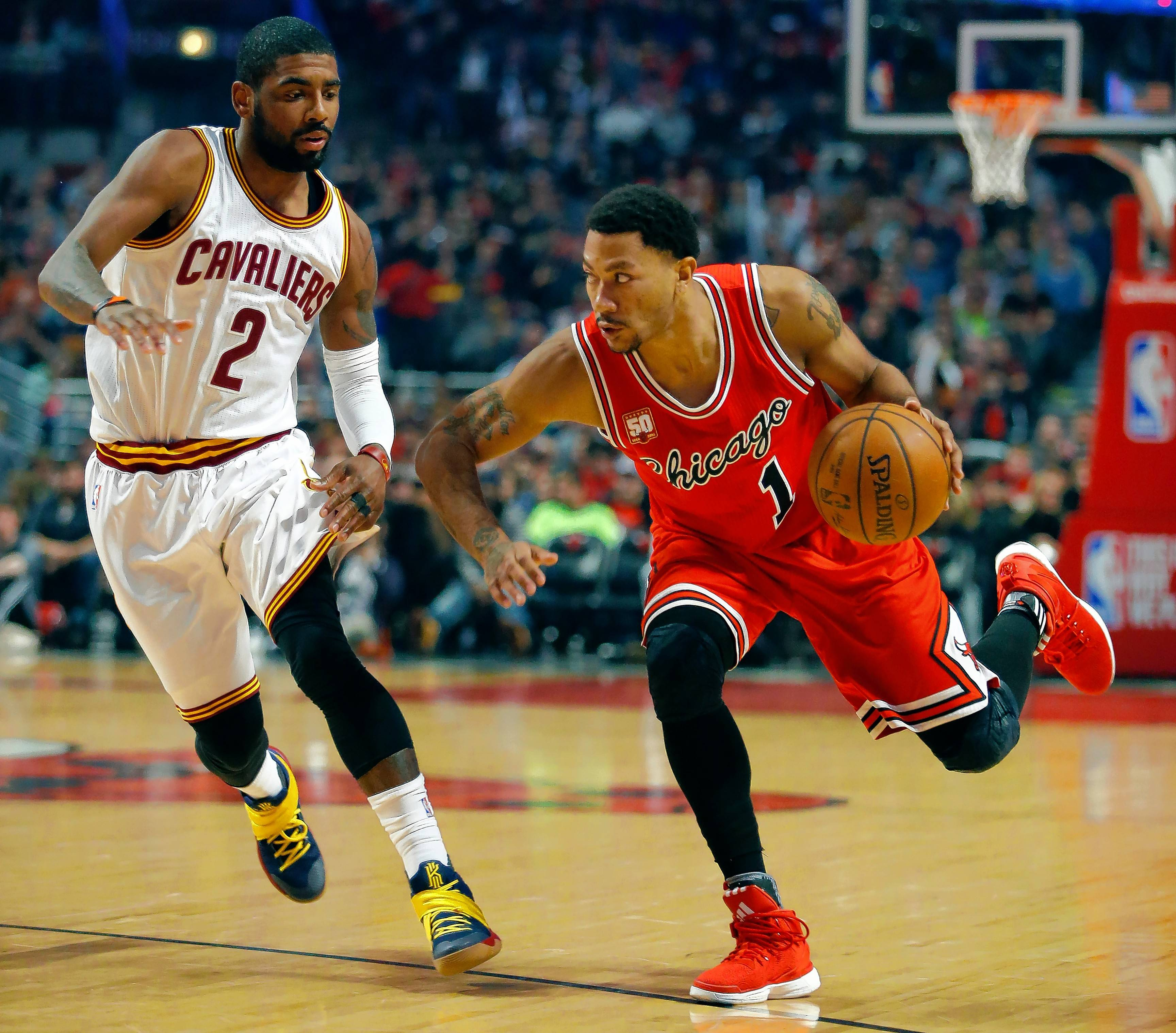 Bulls may consider giving Rose a new position