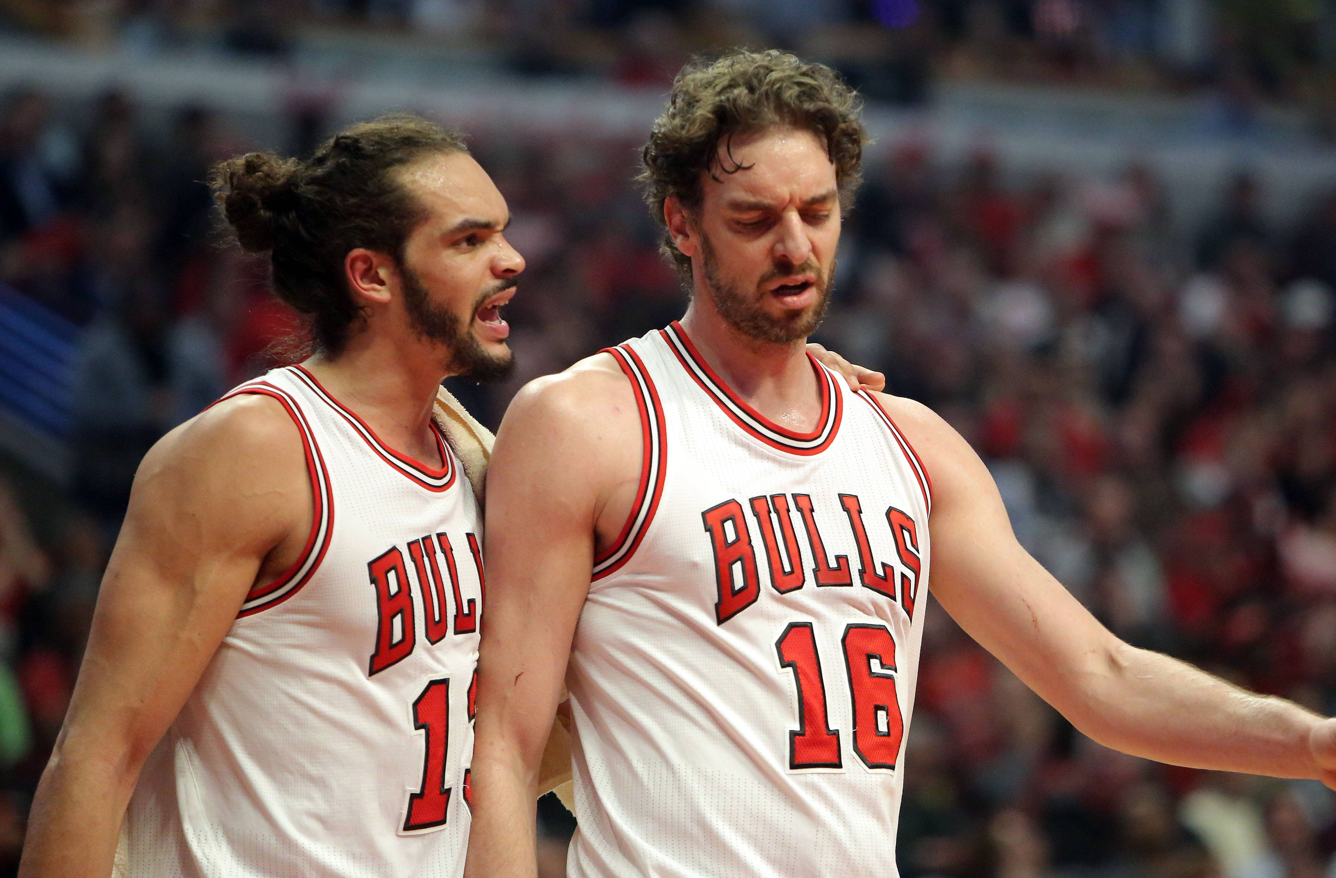 Chicago Bulls looking to repair relationship with Noah