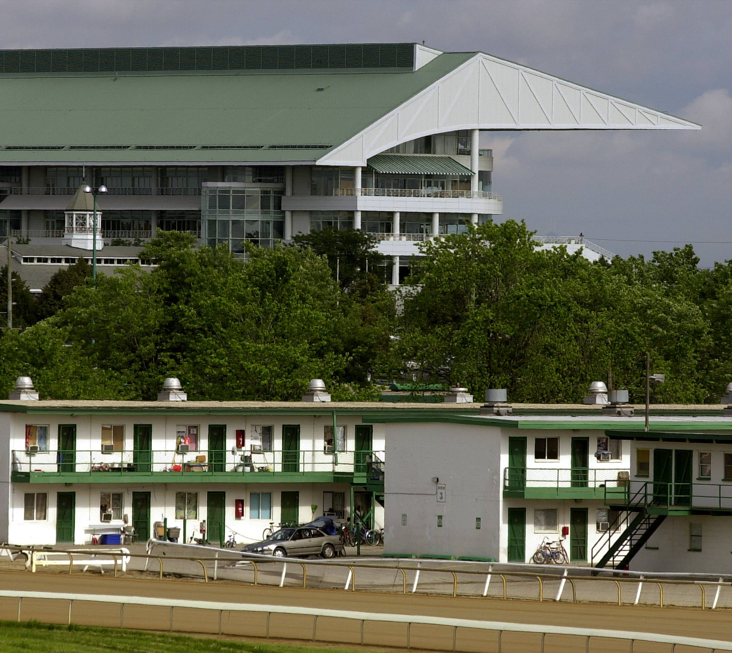 Lester: 1,500 Arlington backstretch workers could be displaced