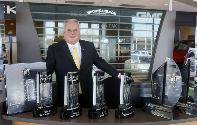 Buick Dealer Has Year History With Brand - Dealer buick