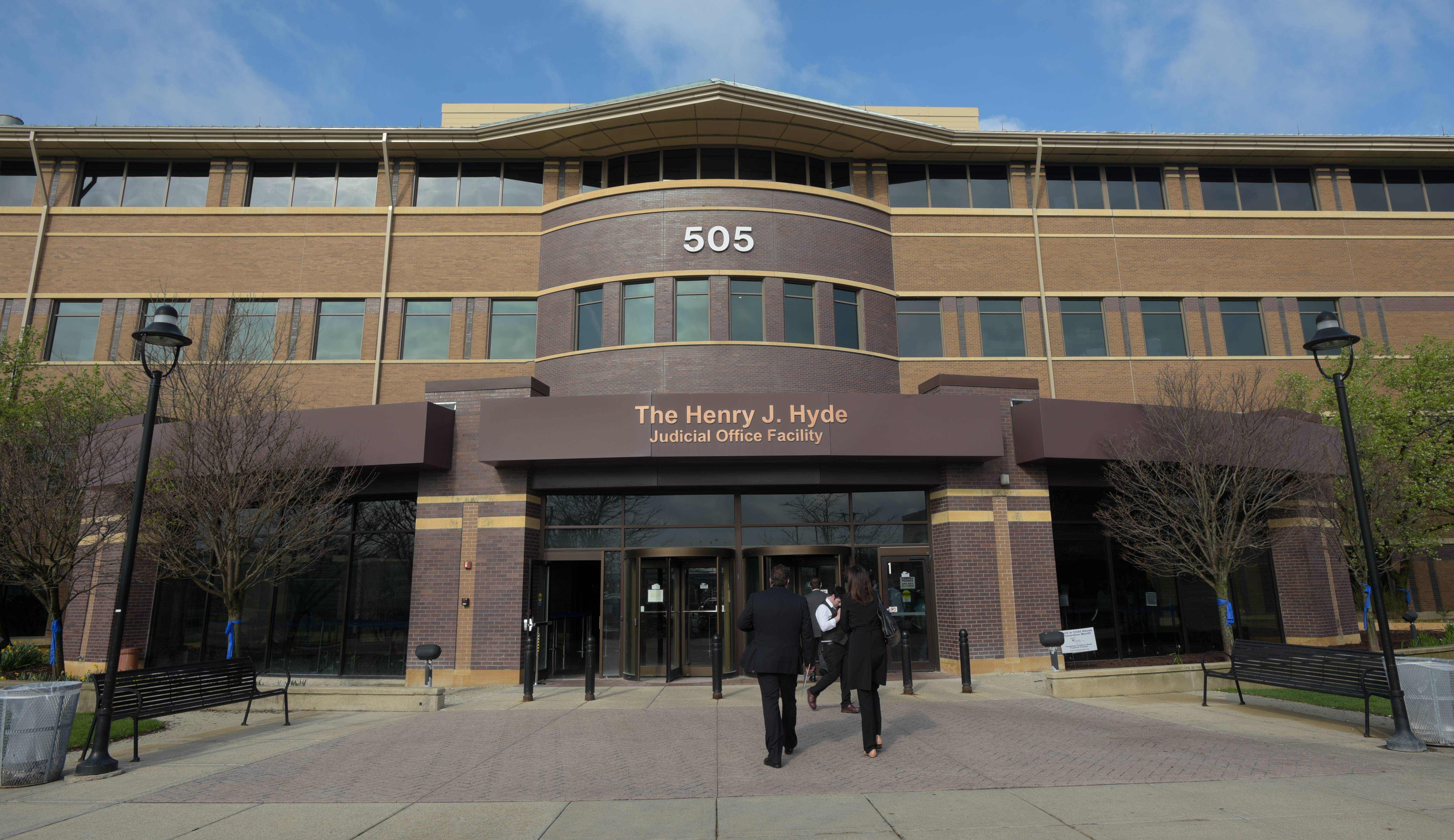 dupage court Editorial: Explanation needed for high costs of DuPage court security