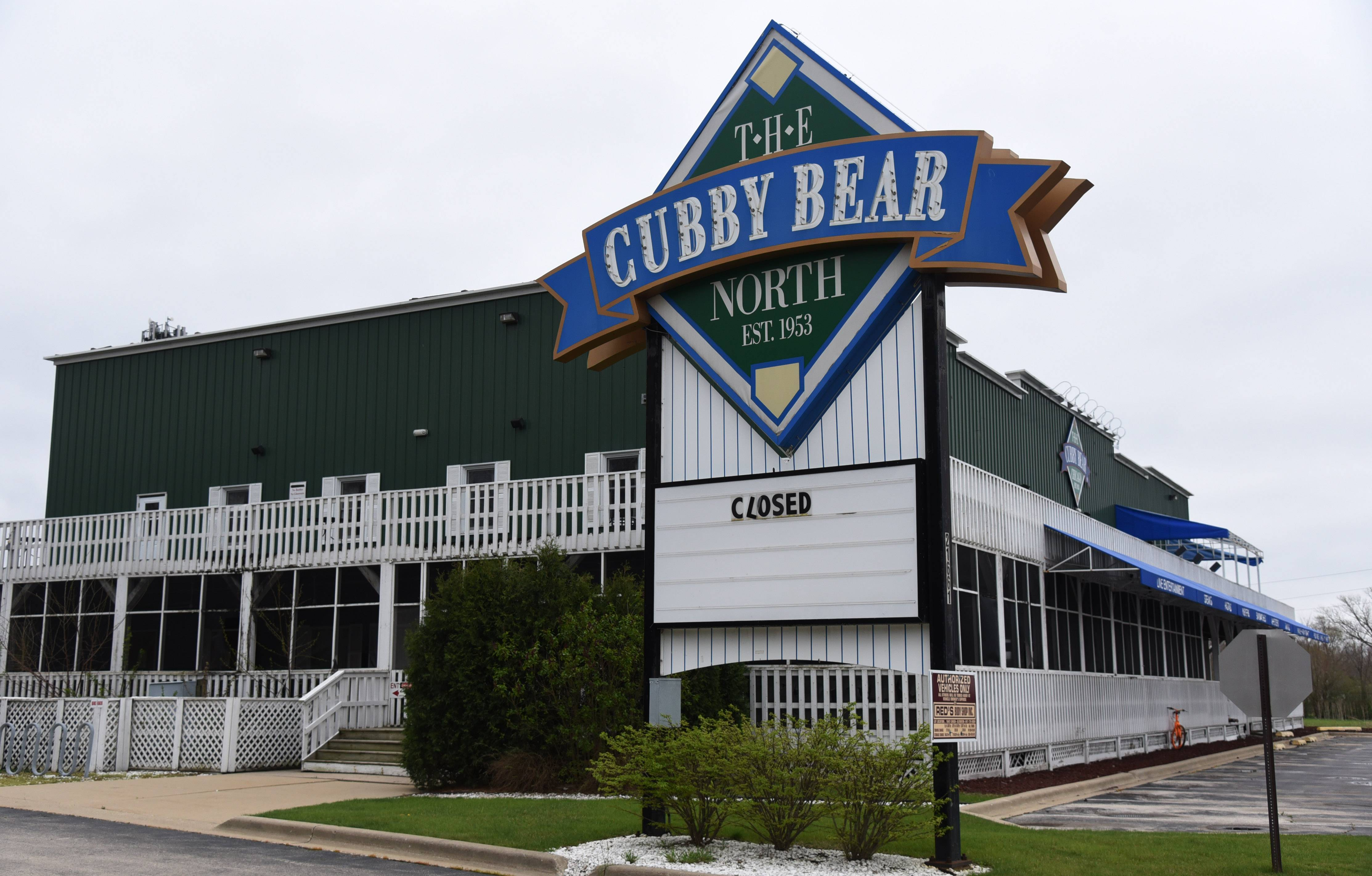Banquet hall proposed for former Cubby Bear North in Lincolnshire