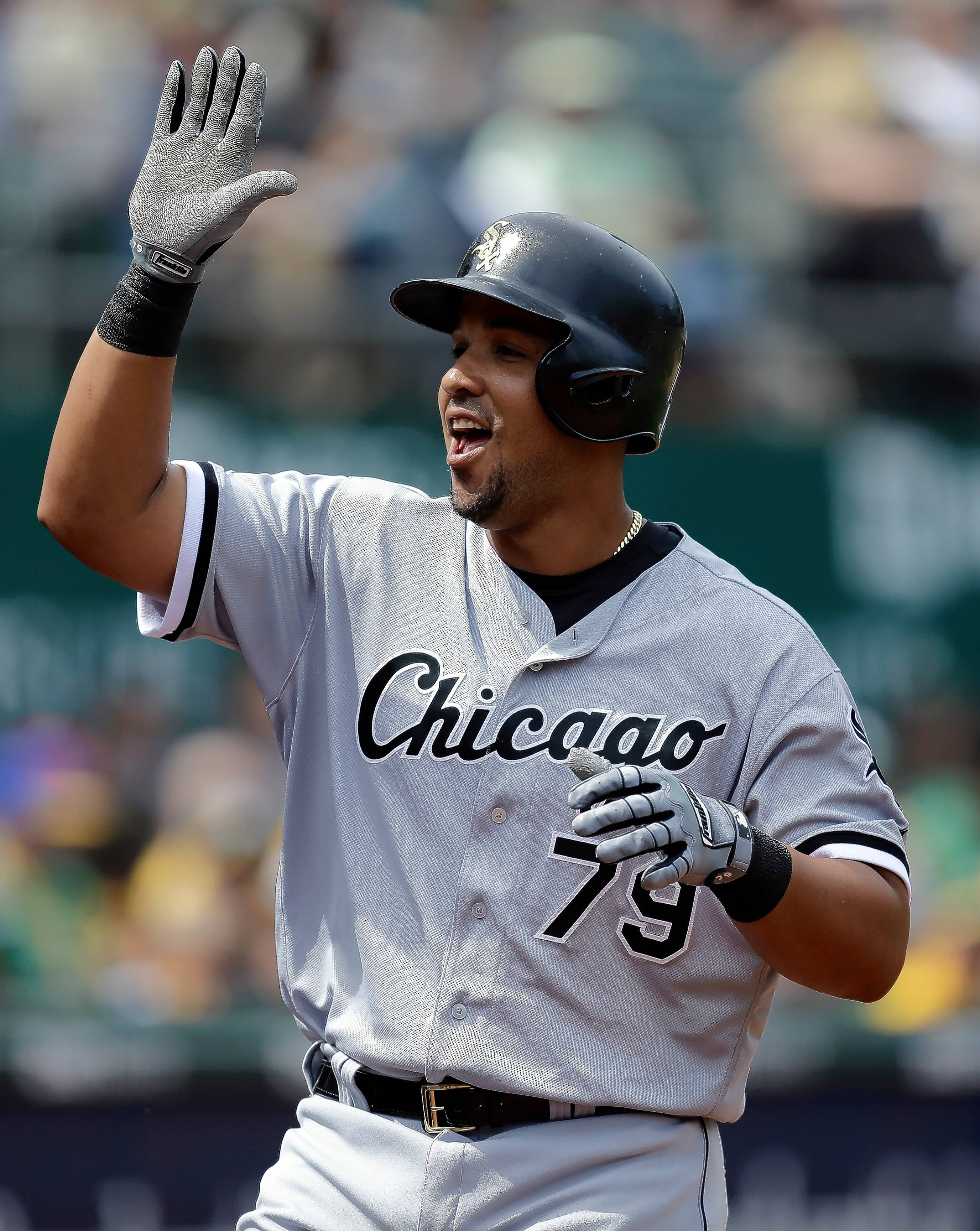 Report: Sox slugger Abreu paid agents $5.8 million to exit Cuba