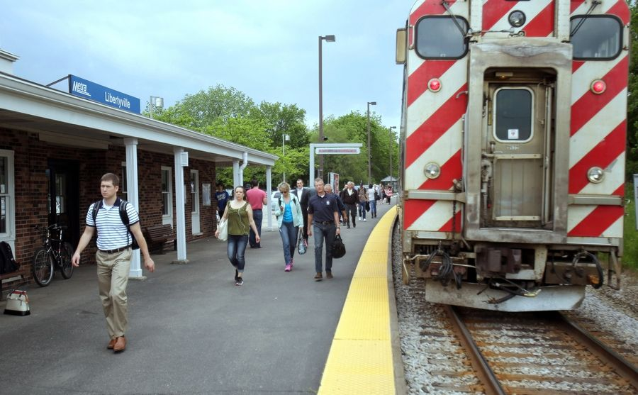 Changes could be coming for the Libertyville Metra Station.