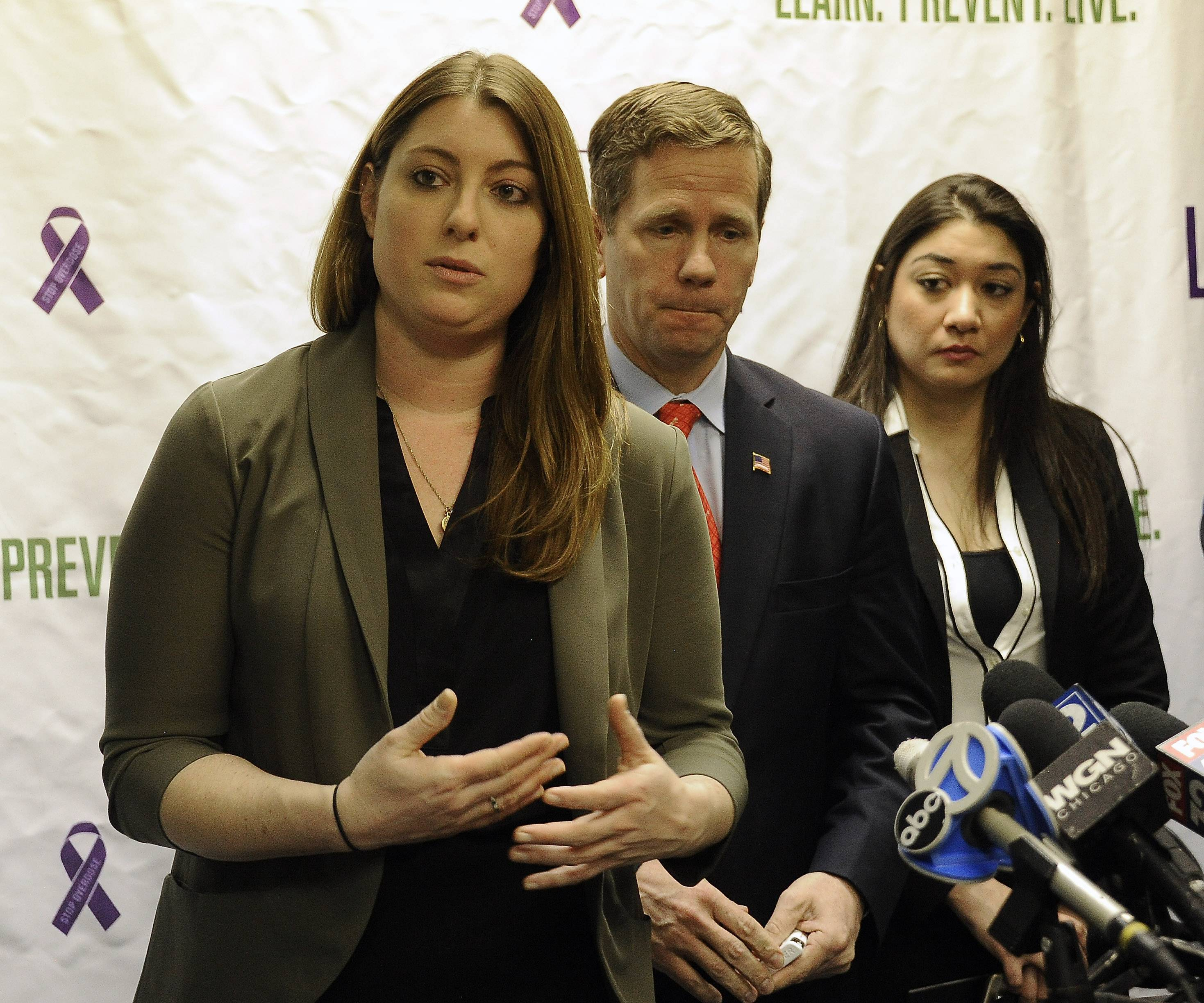 Anti-heroin Lali's Law moves in Congress