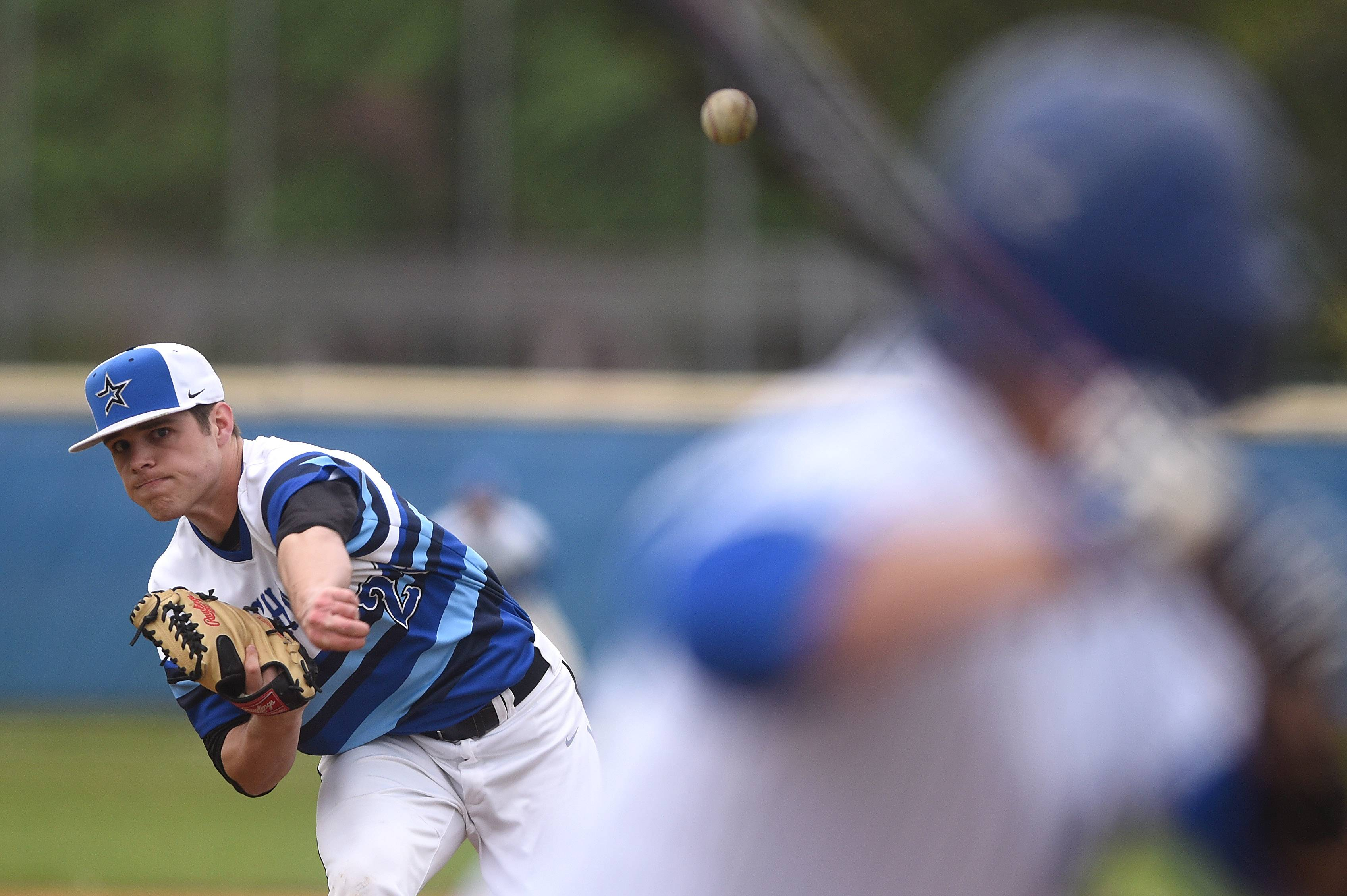 Baseball: St. Charles North tops Geneva for 14th straight win
