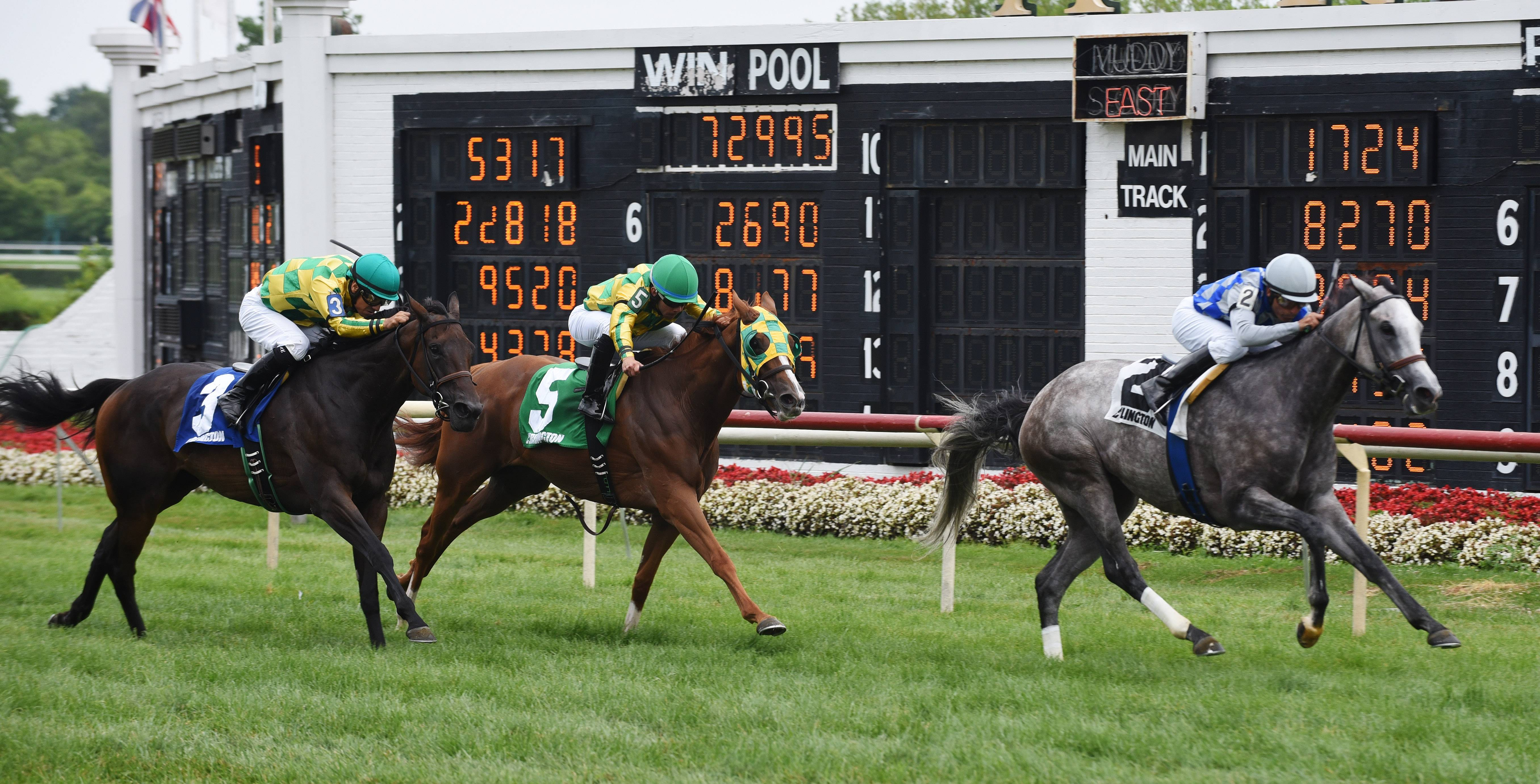 Agreement paves the way for racing at Arlington