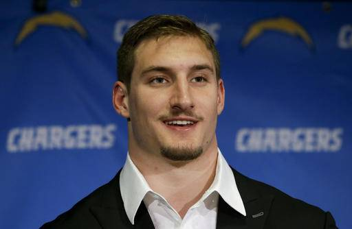John Bosa Proud To See Son Joey Go To Chargers In 1st Round
