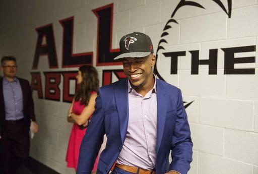 Atlanta Falcons Deion Jones GAME Jerseys