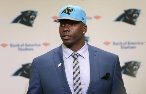 NFL Jerseys - Panthers use 3 of 5 draft picks to address cornerback needs