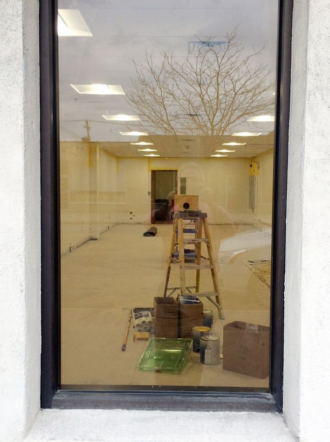 A former storage area at the Mundelein District 75 headquarters on Route 45 in downtown Mundelein is being converted into a center for hands-on learning.