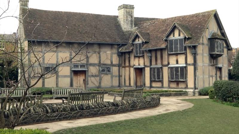 This Restored 16th Century Home In Stratford Upon Avon England Is
